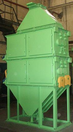 Коронно-электростатический сепаратор СЭ-24/150-2