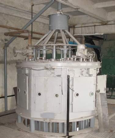 Коронно-электростатический сепаратор СЭ-70/140